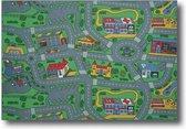 Afbeelding van speelkleed city 140 x 200 cm speelgoed