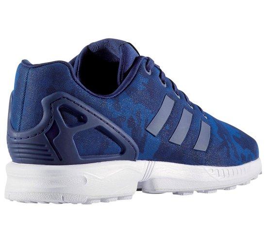 adidas zx flux kinder blau