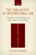 Omslag The Thin Justice of International Law