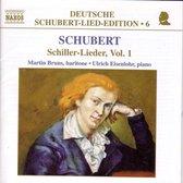 Schubert:Schiller-Lieder,Vol.1