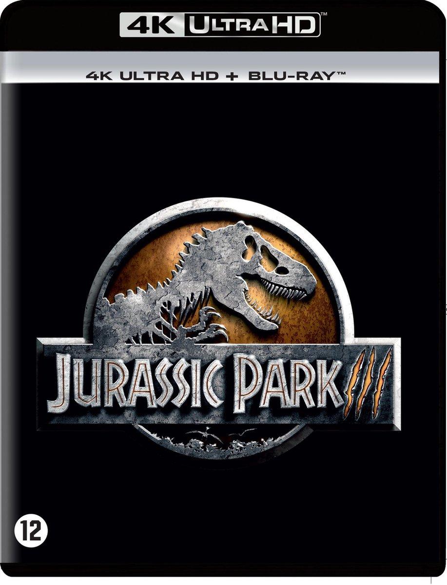 Jurassic Park III (4K Ultra HD Blu-ray)-
