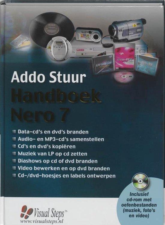 Handboek Nero 7 + Cd-Rom - A. Stuur |