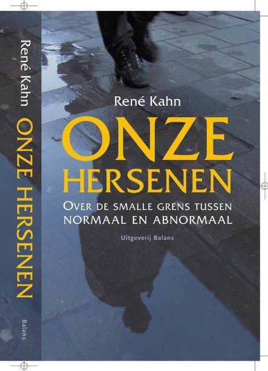 Onze Hersenen - Rene Kahn | Fthsonline.com