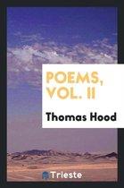 Poems, Vol. II
