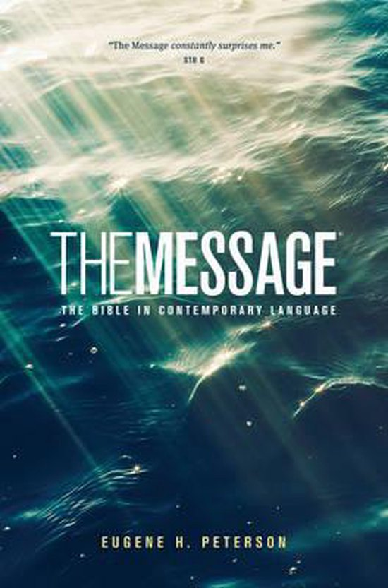 Message Ministry Edition - Eugene Peterson |
