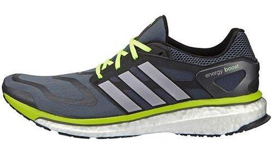 bol.com | Adidas Hardloopschoenen Energy Boost Heren Grijs ...