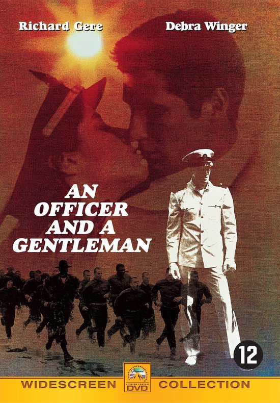 Cover van de film 'An Officer And A Gentleman'
