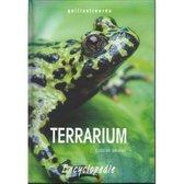 Omslag Geillustreerde Terrarium Encyclopedie - Eugene Bruins