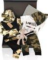 So Cool Baby - Army Deluxe - Kraamcadeau jongen of babyshower cadeau origineel