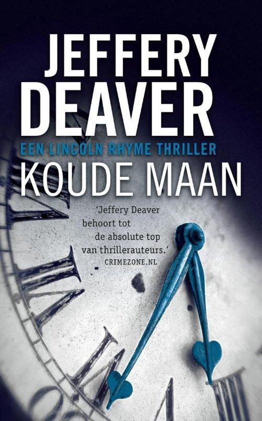 Koude Maan - Jeffery Deaver |