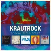 Krautrock: Original Album Series