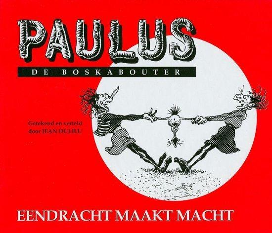 Eendracht maakt macht - Jean Dulieu |