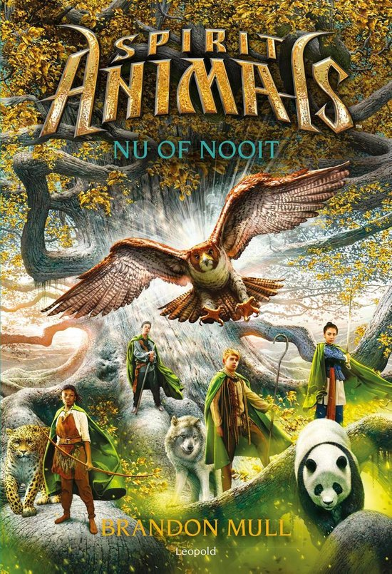 Spirit Animals 7 - Nu of nooit - Brandon Mull |