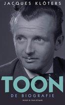 Boek cover Toon van Jacques Kloters (Hardcover)