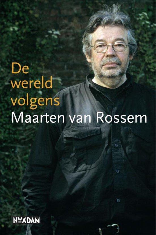 Boek cover De wereld volgens Maarten van Rossem van Maarten van Rossem