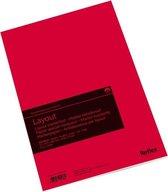 Schoellershammer Reflex studioline Marker-Layoutpapier, 75gr, A3 blok, 100 vel
