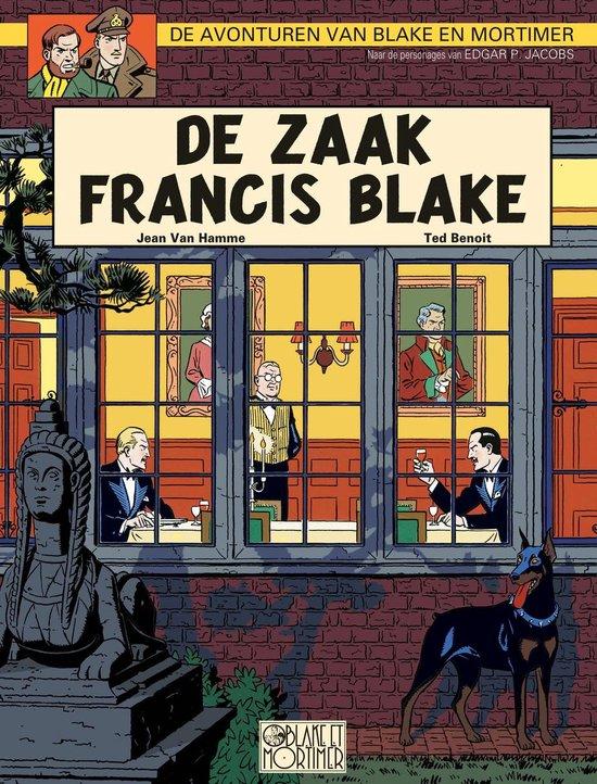 Blake en mortimer 13. de zaak francis blake - Edgar Pierre Jacobs |