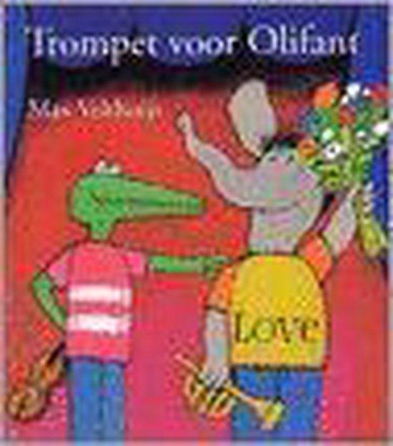 Trompet Voor Olifant - Max Velthuijs | Fthsonline.com