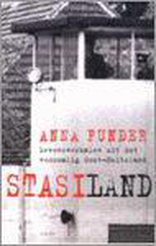 Stasiland - Anna Funder   Fthsonline.com