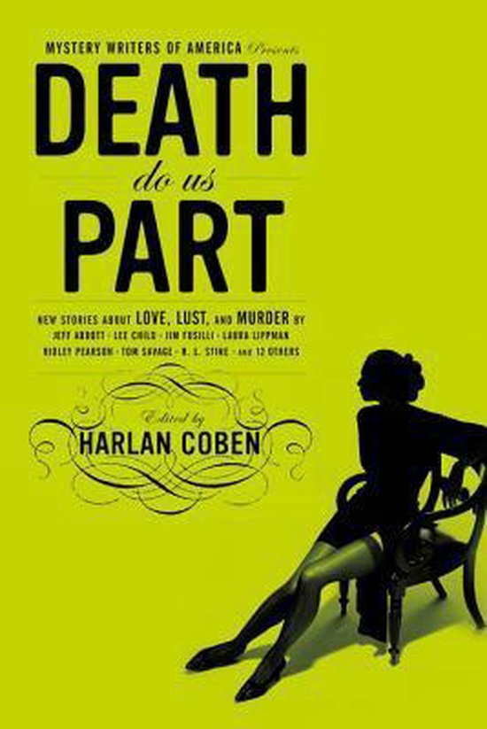 Omslag van Mystery Writers of America Presents Death Do Us Part