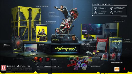 Cyberpunk 2077 - Collector's Edition - PC