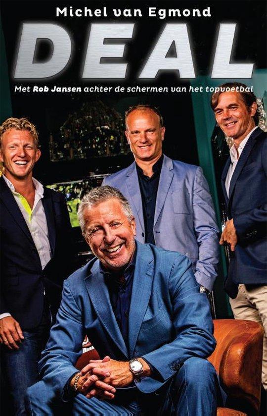 Boek cover Deal van Michel van van Egmond (Paperback)