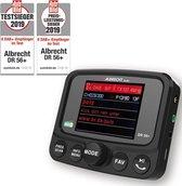 Albrecht.Audio DR 56+ DAB+ Autoradio adapter met bluetooth