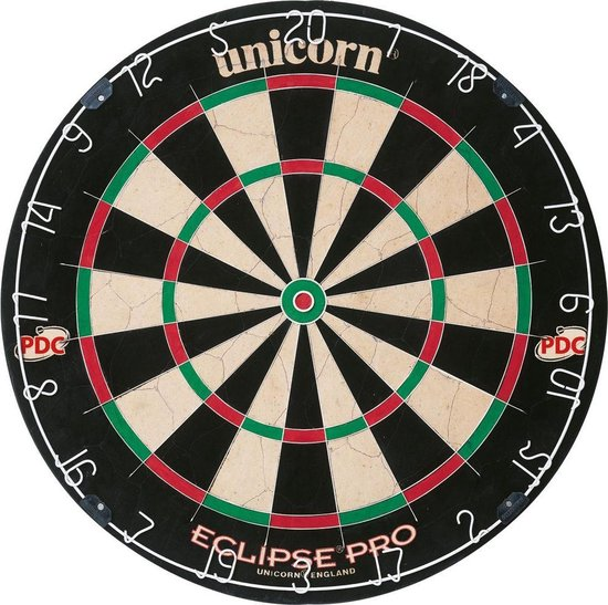 Unicorn Eclipse Pro - Dartbord
