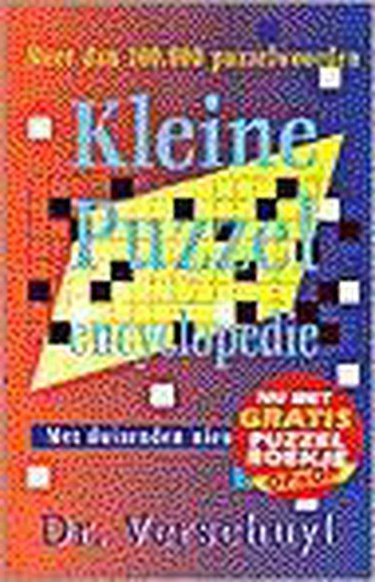 Kleine Puzzelencyclopedie - Verschuyl |