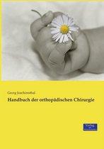 Handbuch der orthopadischen Chirurgie