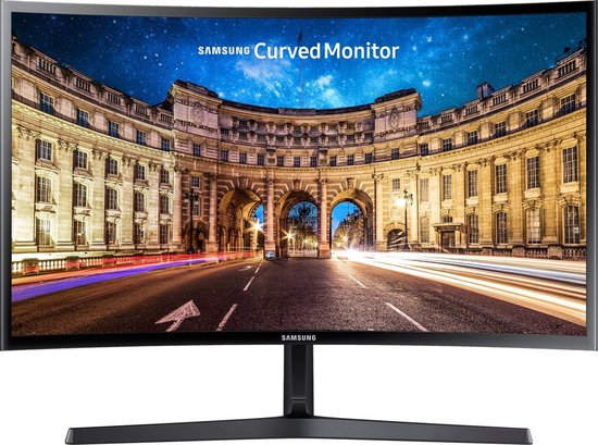 Samsung C24F396FHU - Full HD Monitor