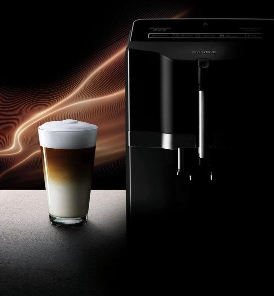 Siemens EQ3 TI303203RW - Espressomachine - Zilver
