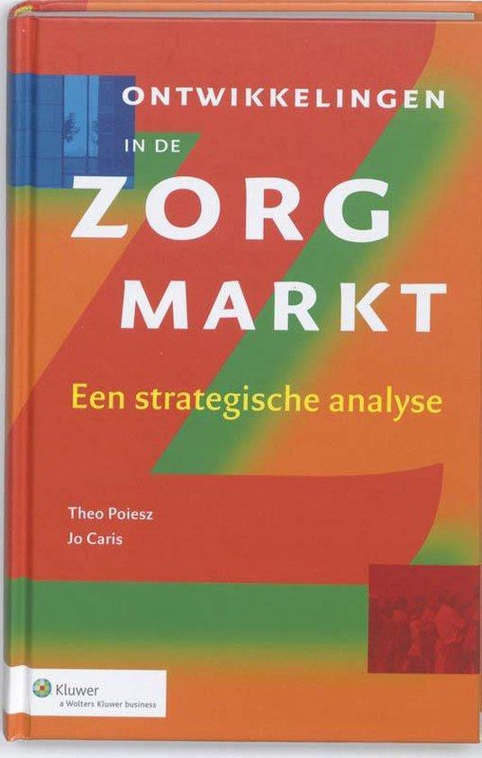 Ontwikkelingen in de zorgmarkt - Theo Poiesz |