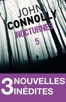 Omslag Nocturnes 5 - 3 nouvelles inédites