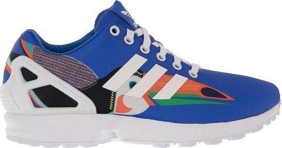 bol.com | Adidas Sneakers Zx Flux Dames Blauw Maat 40