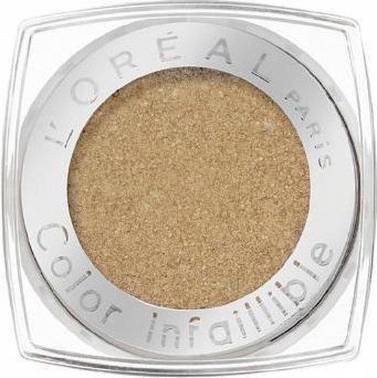 L'Oréal Paris Color Infallible - 027 Goldmine - Beige - Oogschaduw