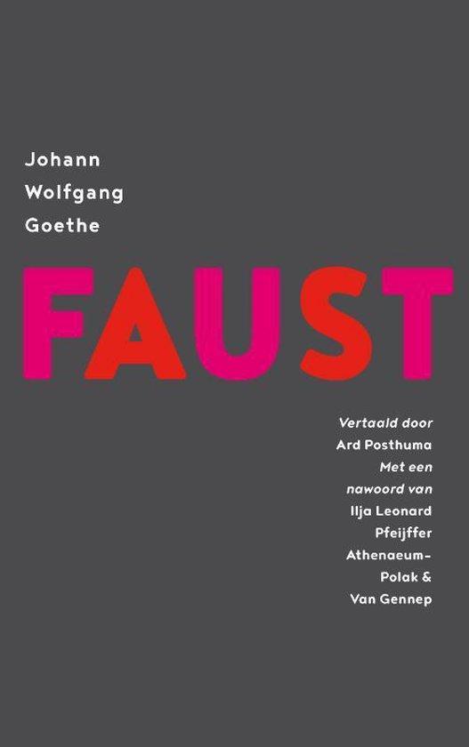 Faust, een tragedie