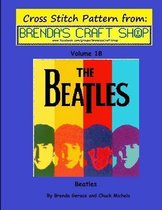 Beatles - Cross Stitch Pattern from Brenda's Craft Shop - Volume 18