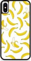 iPhone X Hardcase hoesje Banana