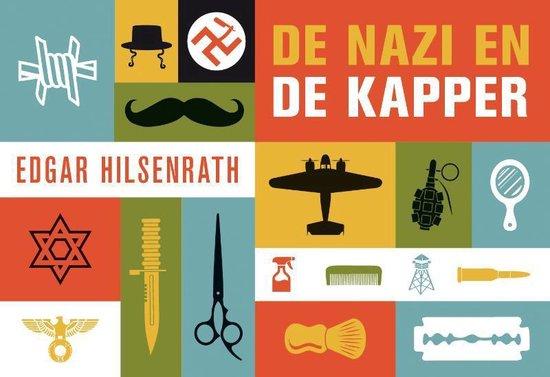 De nazi en de kapper - dwarsligger (compact formaat) - Edgar Hilsenrath pdf epub