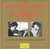 The Busch Quartet - Complete Schubert Recordings / Serkin