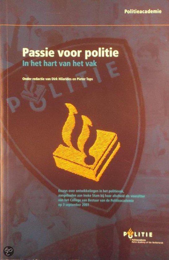 Passie voor politie - Hilarides pdf epub