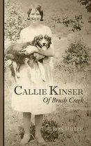 Callie Kinser of Brush Creek
