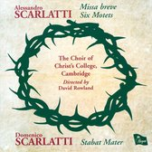 Alessandro & Domenico Scarlatti: Six Motets