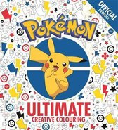 Boek cover The Official Pokemon Ultimate Creative Colouring van Pokémon (Paperback)