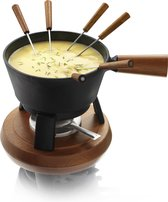 Boska Fondueset Pro - Kaas fondue - voor Iedere Kookplaat - 1,2 L