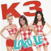 K3 - Loko Le - dubbel cd incl karakoke versies !