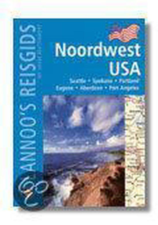 Lannoo's blauwe reisgidsen Noordwest USA - Siegfried Birle   Fthsonline.com