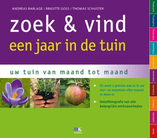 Zoek en vind een jaar in de tuin - Andreas Barlage pdf epub