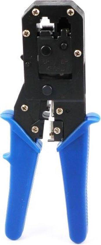 Krimptang - Geschikt voor netwerkkabels - RJ11, RJ12 en RJ45